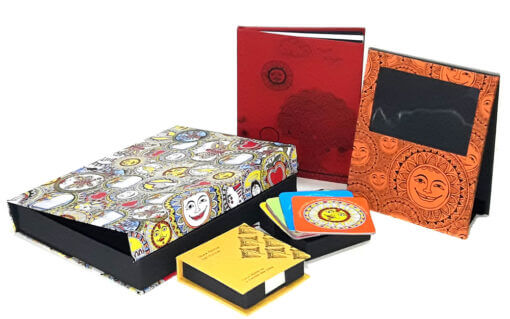 Happiness collection box