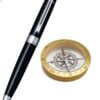 9312 Ballpoint Pen With Compass2