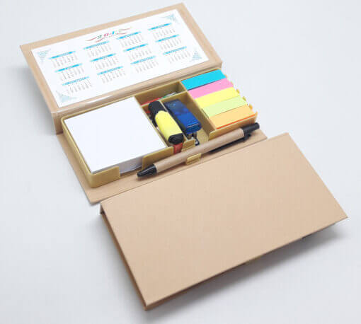 Eco stationery box H 801