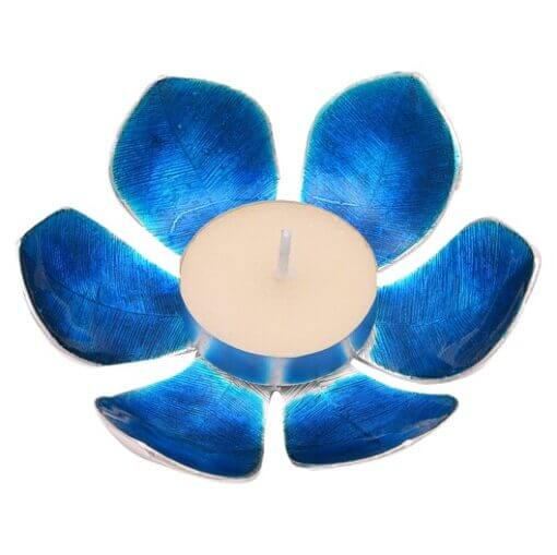 Flower – 6 Petals with Tealight Provision1