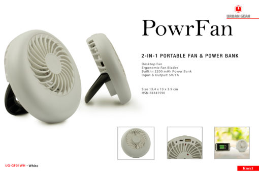 UG-GF01-POWER FAN