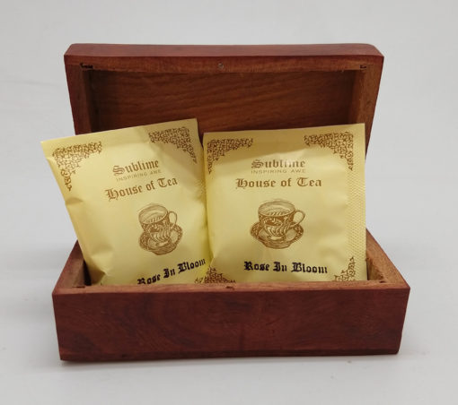 tea box small