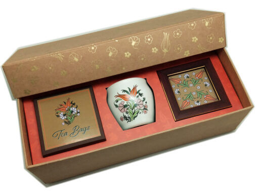 Kullad and Tea hamper 1