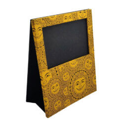 Picture Frame (Top Window) - Madhubani Theme
