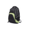 Laptop Black & Green Backpack