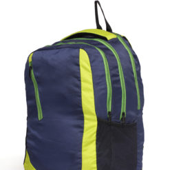 Laptop Green Backpack