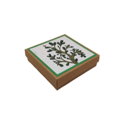 Coasters (set of 6) - Gond Theme