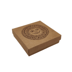 Coasters (set of 6) - Madhubani Rustic Theme