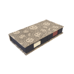 Double Memo Box - Madhubani Rustic Theme