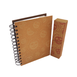 Madhubani Rustic Stationery Set