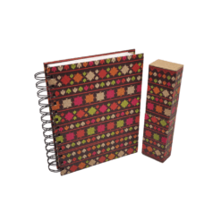 Phulkari Stationery Set