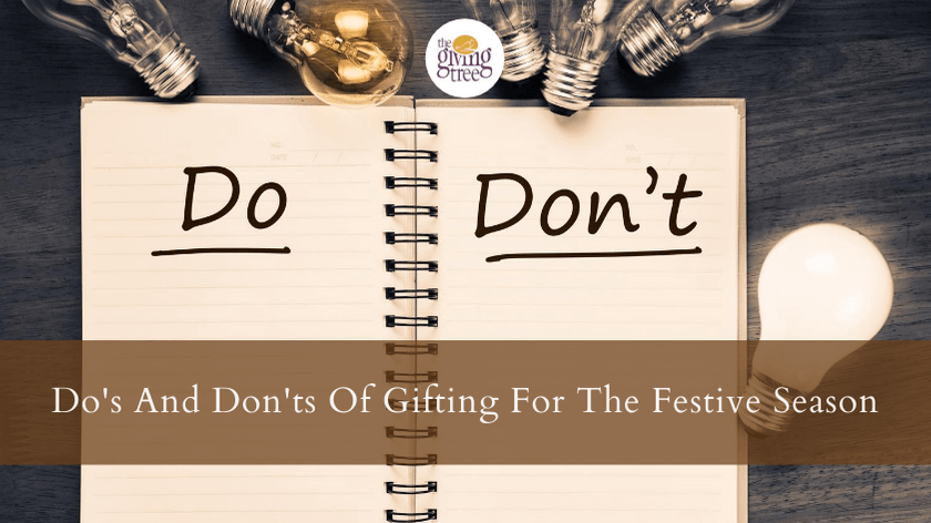 Dos & Don'ts Of Gifting This Dassera